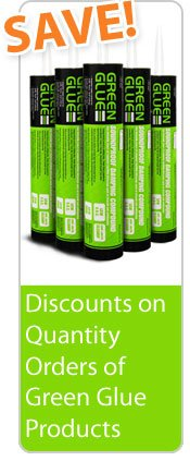 green glue special pricing
